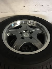 Mercedes AMG alloys and Tyres London, W2 2QJ