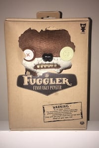 Fuggler Medium 9 inch Plush Mississauga, L5L 5M1