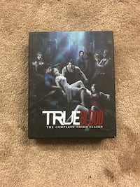 Complete 3rd season true blood  Springfield, 22153