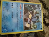 Barbaracle Pokemon trading card game New Market, 21774