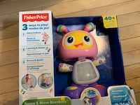 fisher-price dance & move beatbelle -dyk00 Mississauga, L5R 3W1