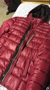 Small new winter jacket ! Send offers