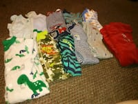 baby's assorted clothes Ruston, 71270