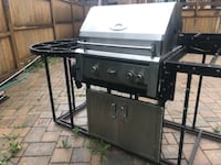 Barbecue, BBQ, Fridge and Frame - Best Offer TORONTO