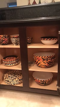 animal print dishes Leesburg, 20175