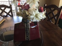 Beautiful Vase With Flowers