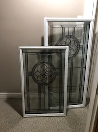 Glass and iron window inserts Grimsby, L3M