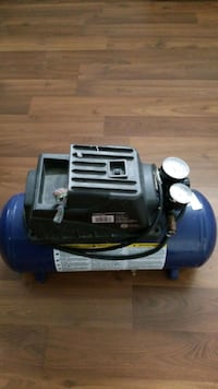 black and blue air compressor Repentigny, J6A 7P4