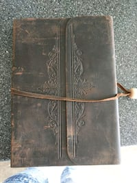 Leather journal. Brand new Edmonton, T6A 0H4