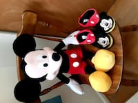 Smoke-free pet-free Mickey Mouse and Mickey Mouse slippers size 7-8 Denver, 80221