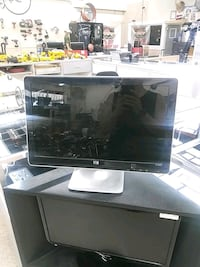 black and gray flat screen TV Warner Robins, 31093
