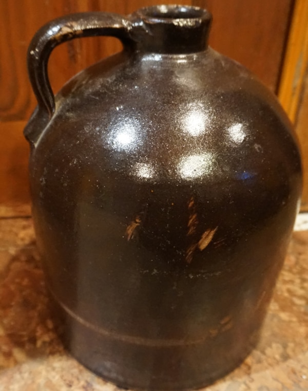 ANTIQUE JUG   ASKING $60.00     CLICK ON THE PICTURES FOR DETAILS THANK YOU 5b5d5100-2c5b-449f-aef3-bfae880350c8