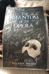 Limited Edition Phantom of The Opera Poster