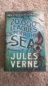 20,000 Leagues Under the Sea and Other Classic Novels Austin, 78749