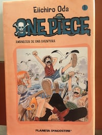 One Piece Manga Barcelona, 08025