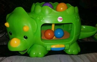 Fisher Price Dino Toy