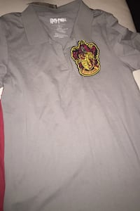 New with tags Harry Potter shirt with cape  St. Albert