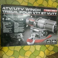 BNIB 3500lb atv/utv winch Langley, V2Z 2J9