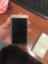 ACİL SATILIK NOTE 4 GOLD
