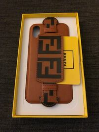Fendi Phone Case - Iphone X