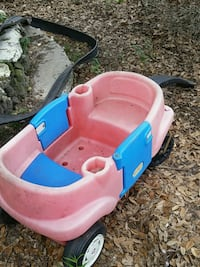 baby's pink and blue plastic bather Ocala, 34480
