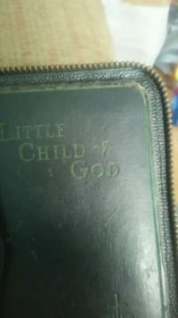 Little Child of God Communion Prayer Book Greenville, 27858