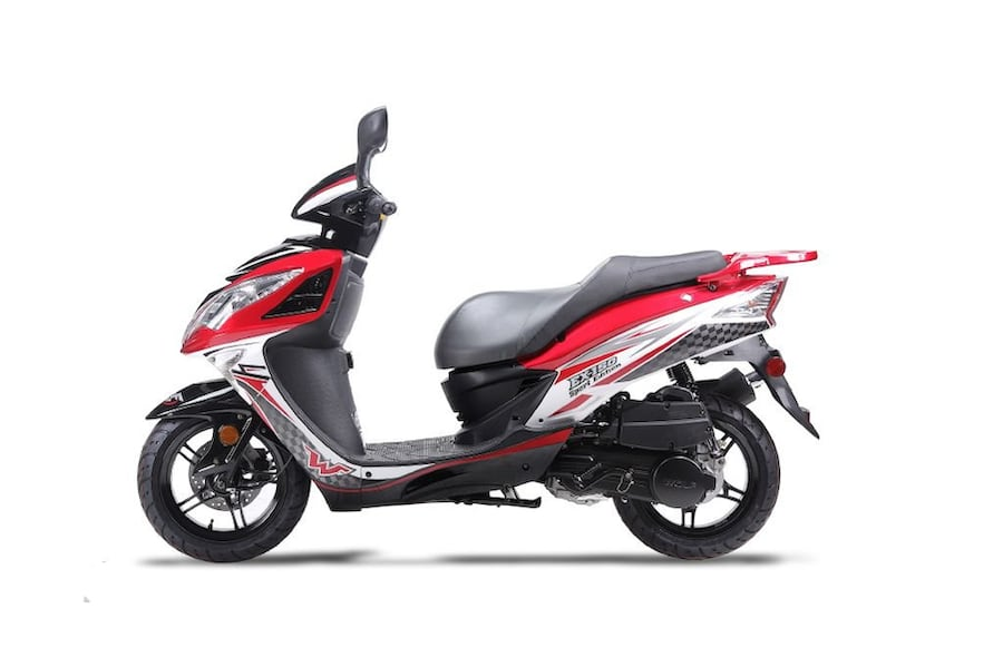 WOLF SCOOTER EX-150 SPORT 2019 5