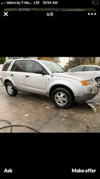 2004 Saturn VUE 3.5L 5AT AWD