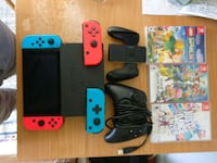 Nintendo switch bought Christmas 2018 - 300$