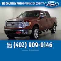 2014 Ford F-150 Lariat Madison, 68748