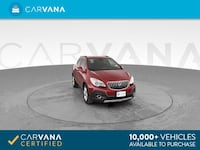 2015 Buick Encore suv Convenience Sport Utility 4D Red