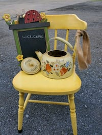 Chair decorated  Hagerstown, 21740