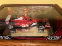 Michael Schumacher Signature Edition STERLING