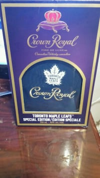 Crown Royal collectors  Toronto Maple Leafs