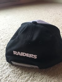 New Era Oakland Raiders Sample Cap Rochester, 14624