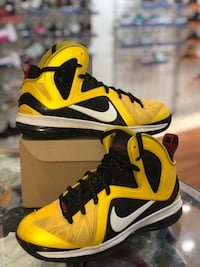 Taxi Lebron 9s size 8.5 Silver Spring, 20902