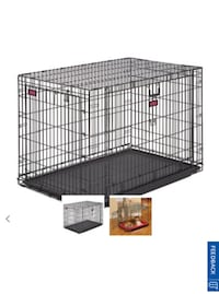 Large Dog Crate Cage Kennel Milton, L9T 6A2