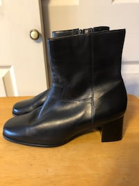 True Spirit Easy Spirit Javelins Women's Size 9 Black Boots  Baltimore, 21236