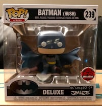 Funko Pop Batman Hush EB Exclusive  Mississauga, L5B 2A8