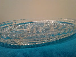 Anchor Hocking Glass Relish/Candy/Nuts Tray