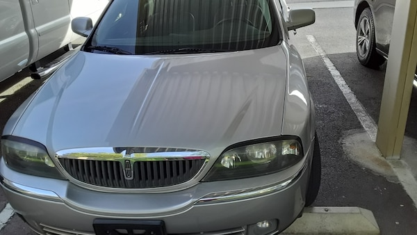 Mechanic Special Lincoln - LS - 2004