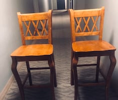 Bistro barstool chairs