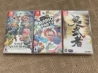 Nintendo switch games Santa Ana, 92701