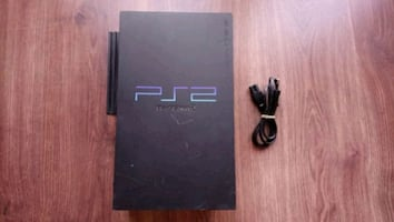 PlayStation 2 160gb Hard Disk Oyun Konsolu PS2