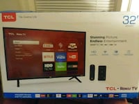 Brand new 32 inch smart led tv tlc Cherry Hill, 08003
