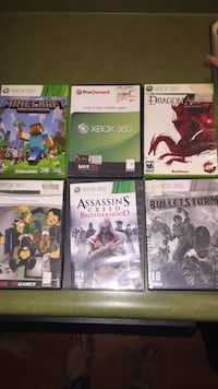 Xbox 360 Games Knoxville, 37912