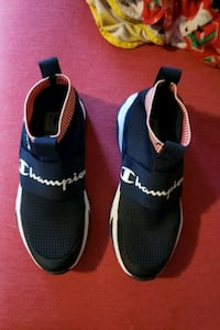 5 youth Champion slip on sneakers