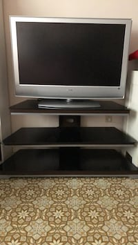 gray flat screen TV with stand Vancouver, V6P