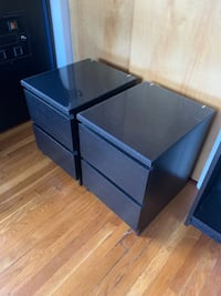 End Table (with glass finish)