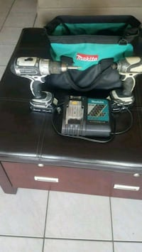 Sed de makita with bateri and charger 18 v Miami, 33193